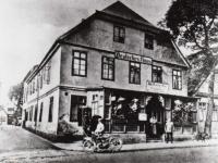 Historie-Huculvi Passage-HotelDeutschesHaus
