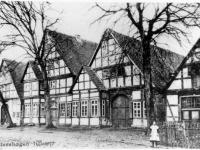 Historie-Huculvi Passage-Fachwerkhauser